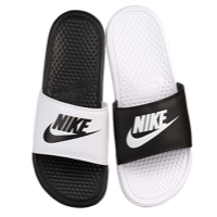 Nike Benassi JDI Mismatch Slide - Men's USD 32.99 + 20% OFF