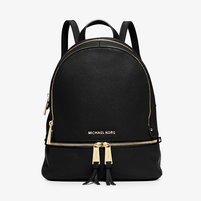 Rhea Small Leather Backpack USD298