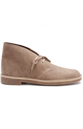 Clarks (26082285) Bushacre 2 Boot - Sand Suede $99.99 -> $58.59 + 30% OFF