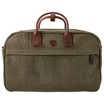 Jaffrey Water-Resistant Convertible Canvas Bag $150.00 -> $119.99 +20% OFF + 10% OFF
