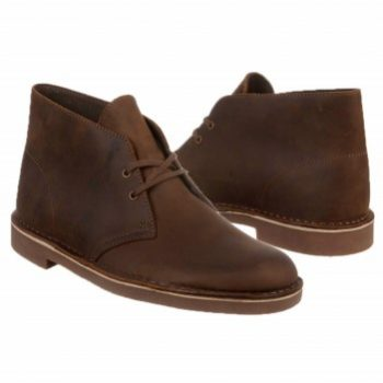 Clarks Men's Bushacre 2 Desert Boot USD47.99
