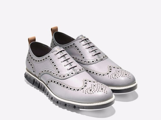 Men's ZERØGRAND Wingtip Oxford 199.95 + 33% OFF