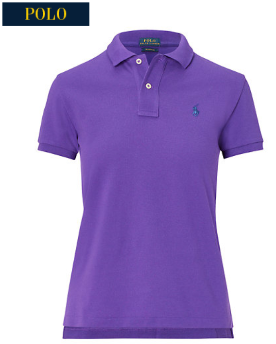 Classic Fit Cotton Mesh Polo USD29.99 + 30% OFF