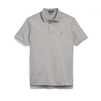 Custom Fit Cotton Polo Shirt 59.99USD + 25% OFF