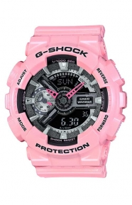 G-Shock GMA-S110MP-4A2 S Series Watch - Pink 129.99USD +35% OFF