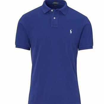 Classic Weathered Mesh Polo USD59.99 +30% OFF