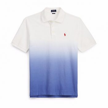 Classic Fit Cotton Mesh Polo + 30% OFF
