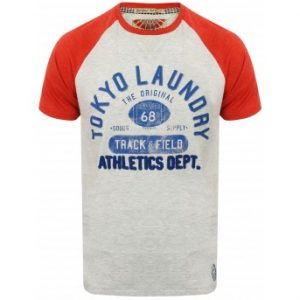 tokyo_laundry_class_of_68_toyo_red_marl_t-shirt_1c9390