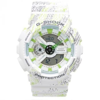 Casio G-Shock GA-110TX-7AER'Sports Texture' Watch HKD959 + 15% OFF