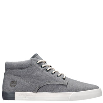Men's Newport Bay Canvas Chukka Shoes 59.99USD +20% OFF + 10% OFF + 15% OFF