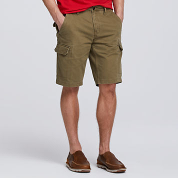 Men's Tarleton Lake Twill Cargo Short USD39.99 + 20% OFF + 10% OFF + 15% OFF