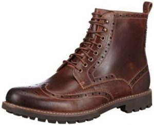 Clarks Men's Montacute Lord 203517907075 Boots 64.93 POUNDS + 20% OFF + 20% TAX REFUND