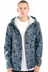herschel-supply-forecast-hooded-coach-jacket-peacoatkeith-haring-248649
