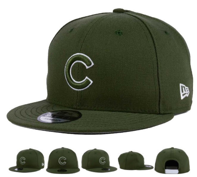 186Chicago Cubs New Era MLB