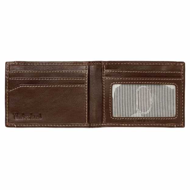 202Milled Leather Money Clip - Timberland US Store