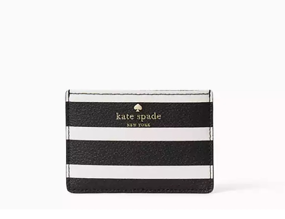254hyde lane stripe card holder