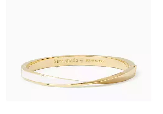 302do the twist hinged bangle