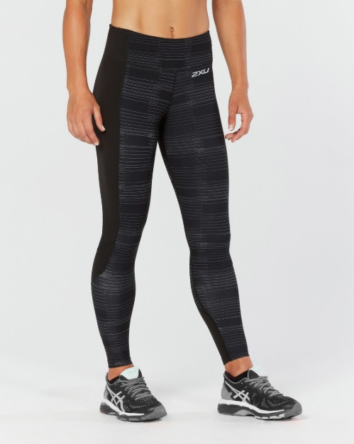 343Fitness Compr Tights w Storage