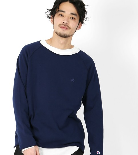 389【セール】Champion×FREAK'S STORE-チャ