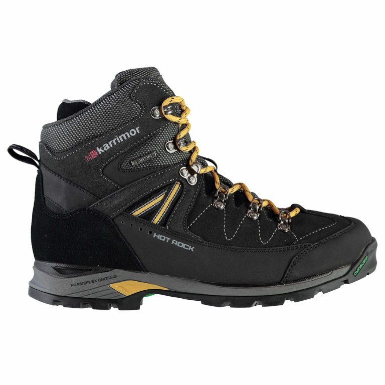 439KARRIMOR Men's Hot Rock Waterproof Mid Hiking