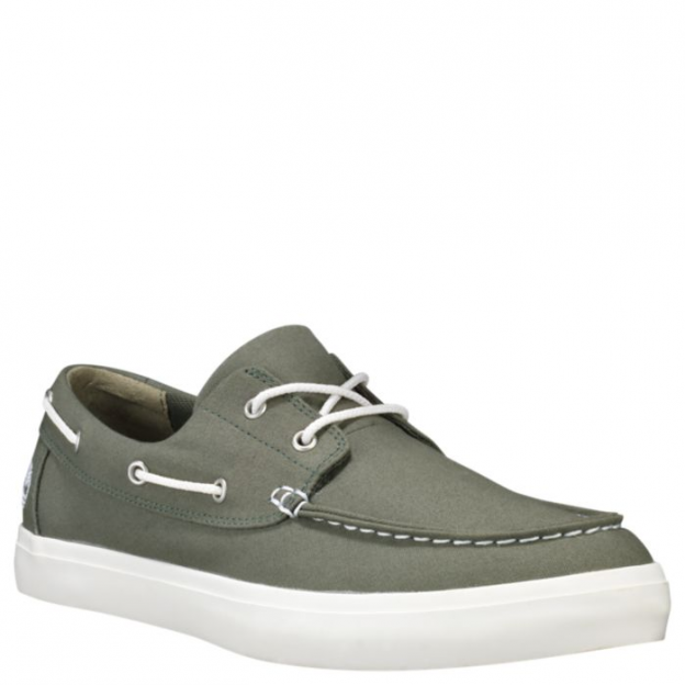 445Timberland - Men's Union Wharf 2-Eye Boat Shoes