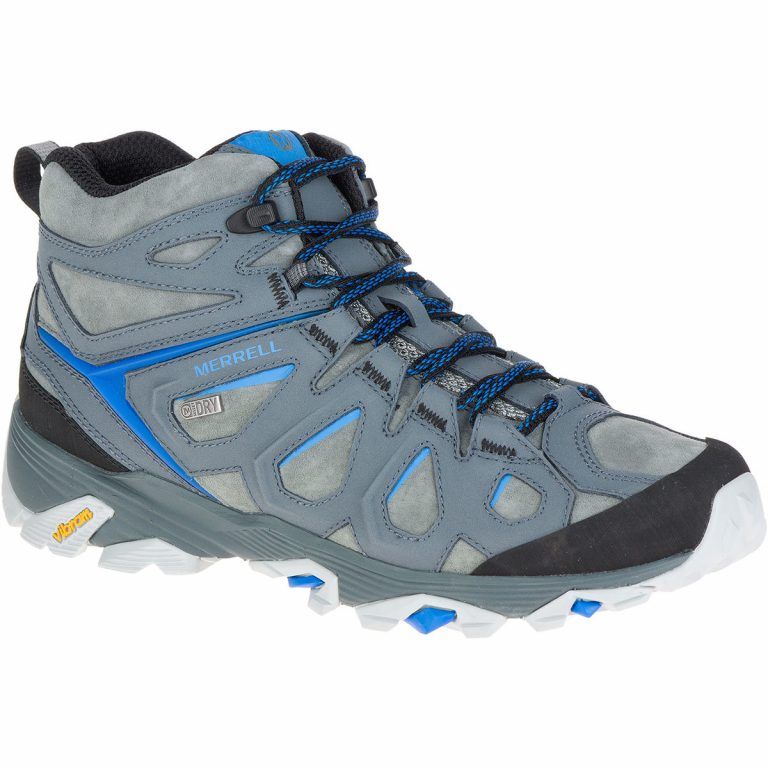 775MERRELL Men's Moab FST Leather Mid