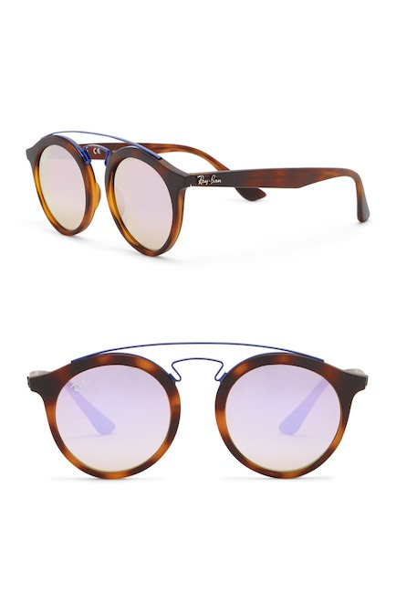 804Ray-Ban - Women's Highstreet 46mm
