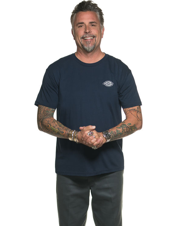 96Gas Monkey® Oval Graphic Tee