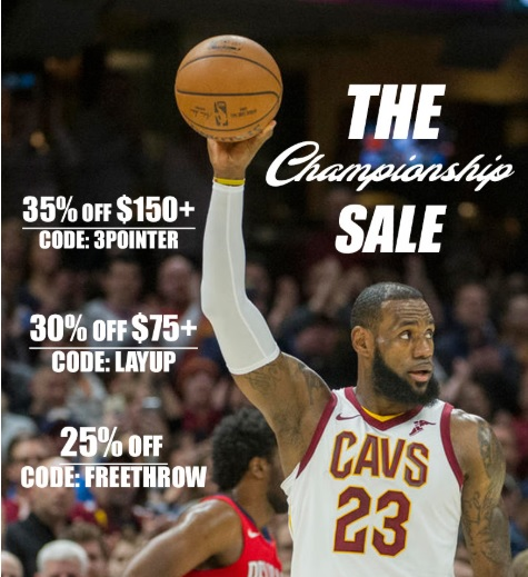 The Championship SALE