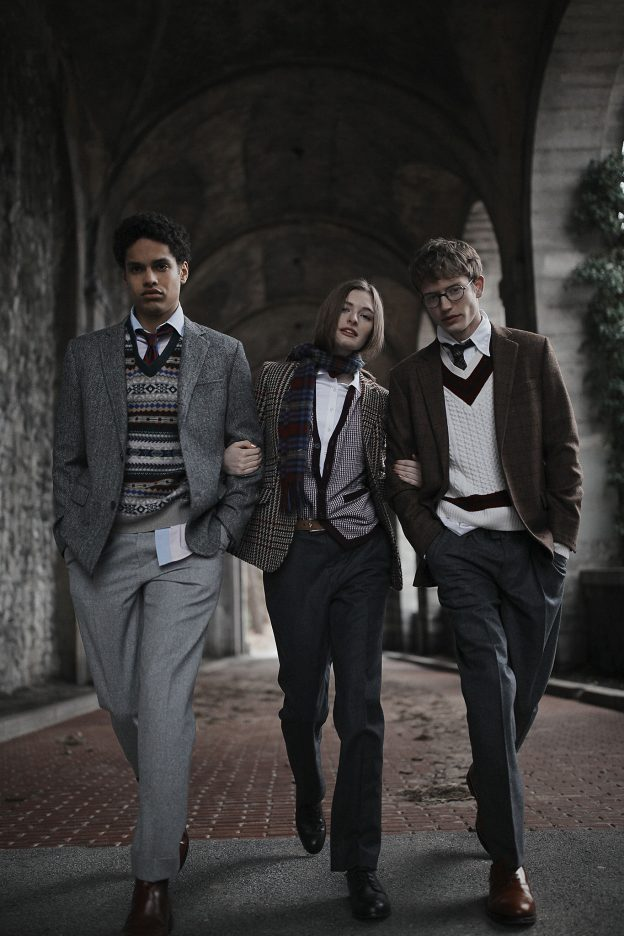 Looks from Brooks Brothers.