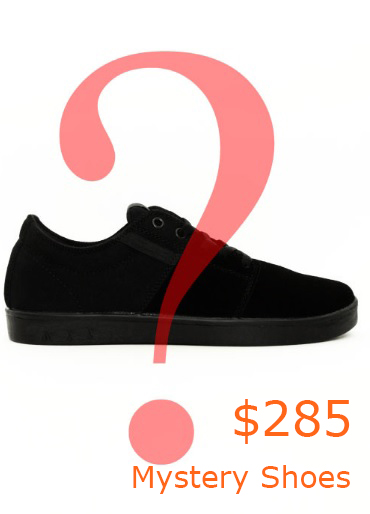 285Mystery Shoes