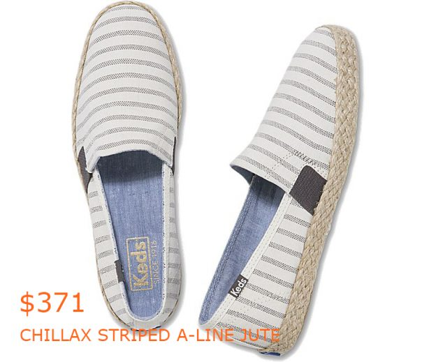 371Women - CHILLAX STRIPED A-LINE JUTE