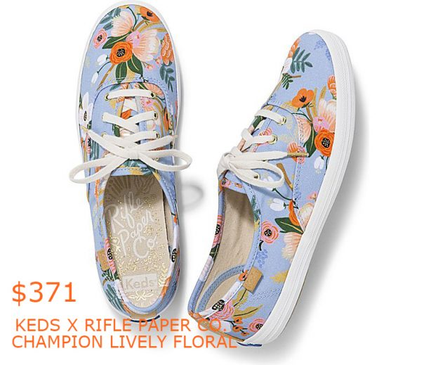 371Women - KEDS X RIFLE PAPER CO