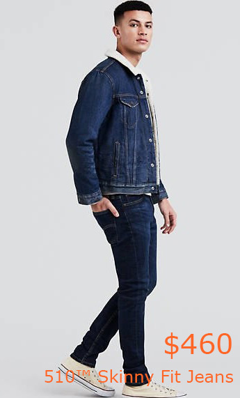 460-510™ Skinny Fit Jeans