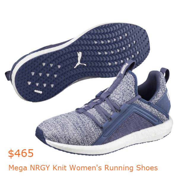 465Mega NRGY Knit Women's Running Shoes