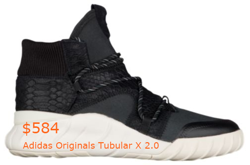 584adidas Originals Tubular X 2