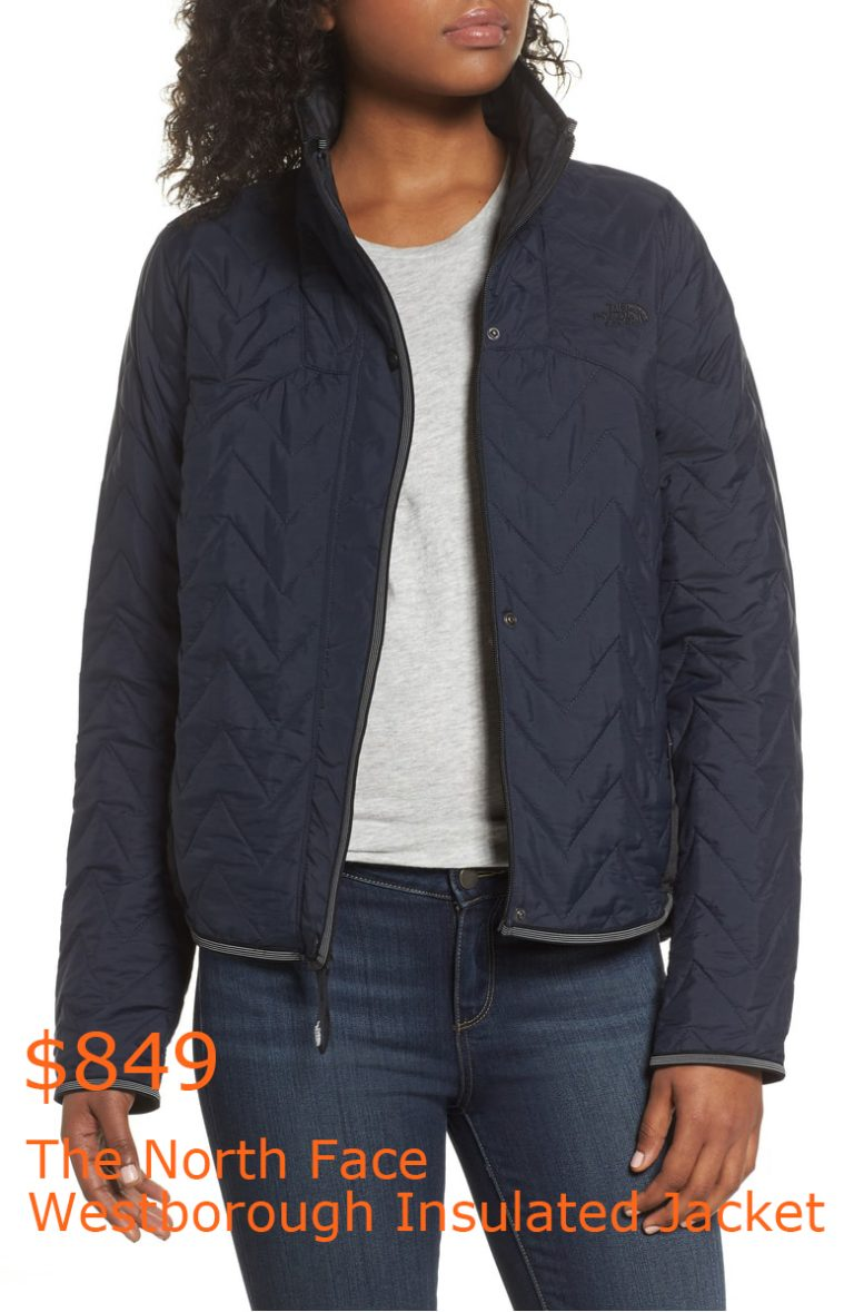 849The North Face Westborough Insulated Jacket