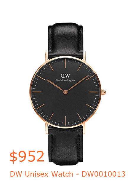 952Daniel Wellington - Unisex Watch - DW00100139-