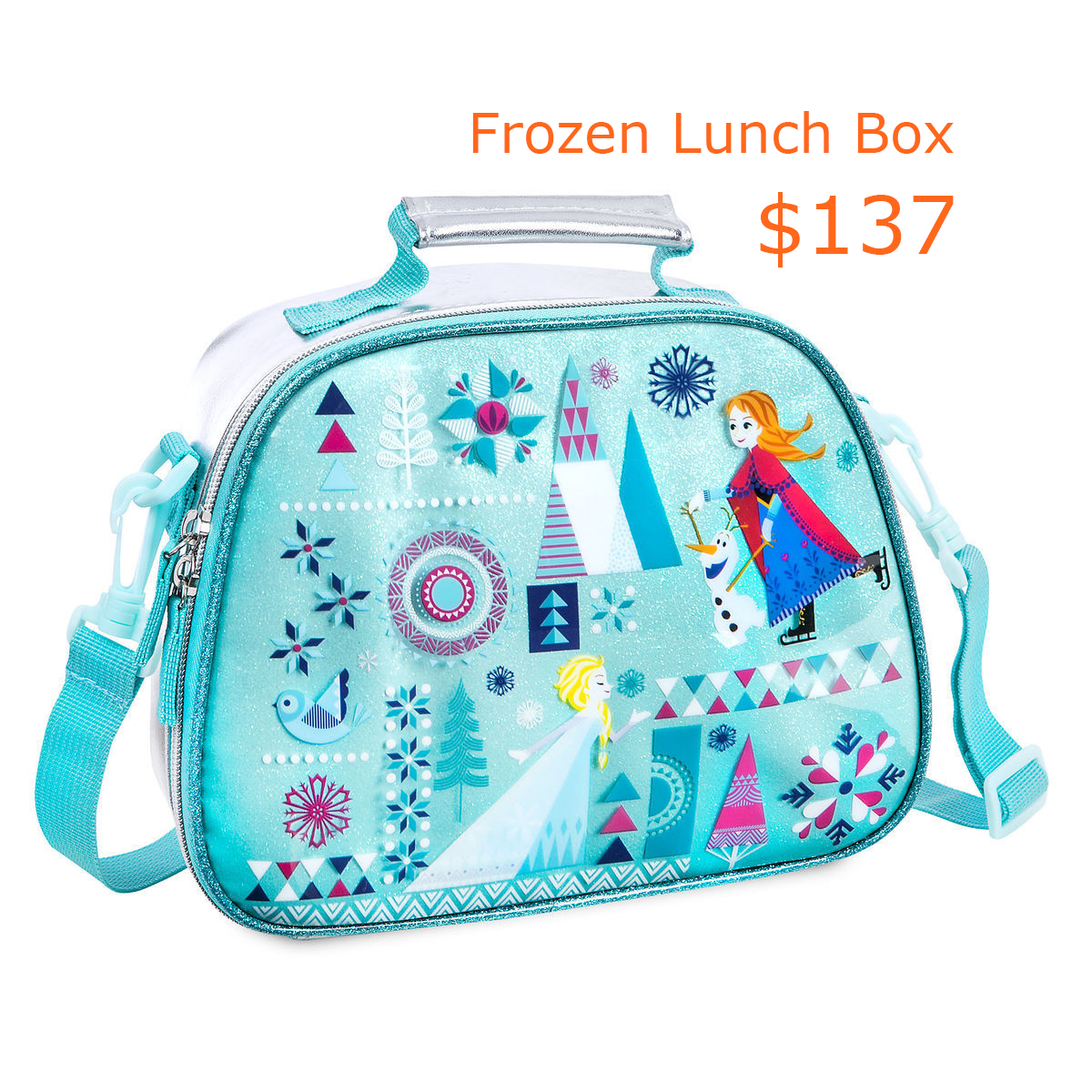 137Frozen Lunch Box