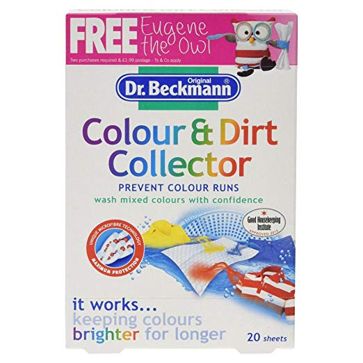 140Dr Beckmann Colour & Dirt Collector 20 Sheets