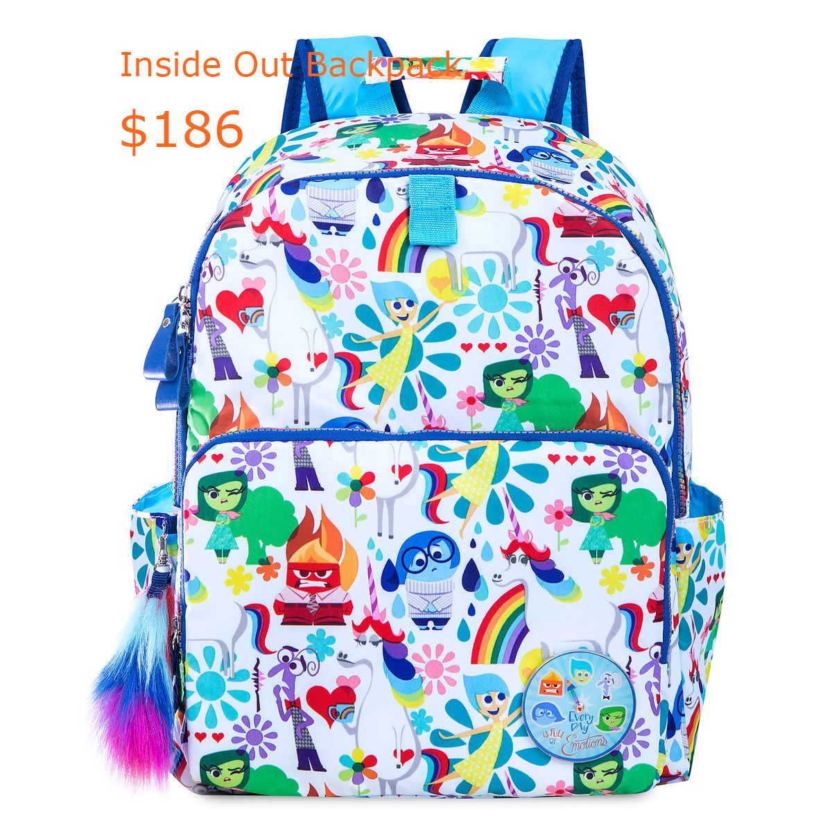 186Inside Out Backpack
