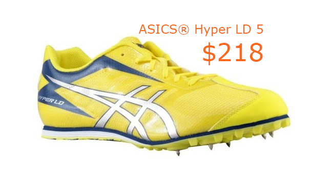 218ASICS® Hyper LD 5 yellow