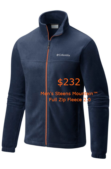 232Men's Steens Mountain™ Full Zip Fleece 2