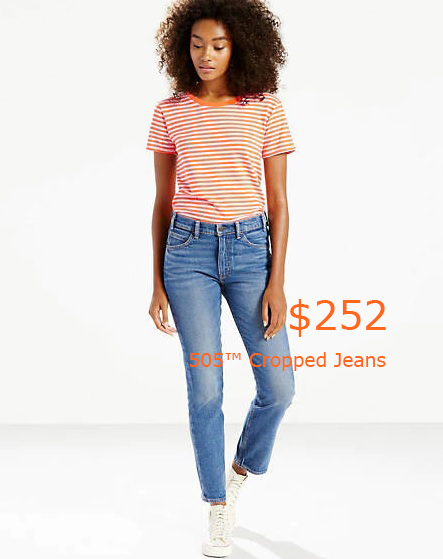 252-505™ Cropped Jeans