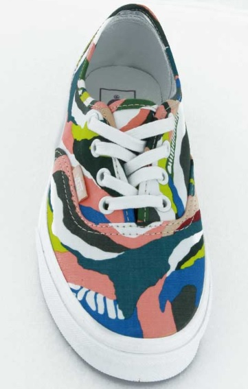 297Vans Womens, Abstract Horizon Authentic Shoe