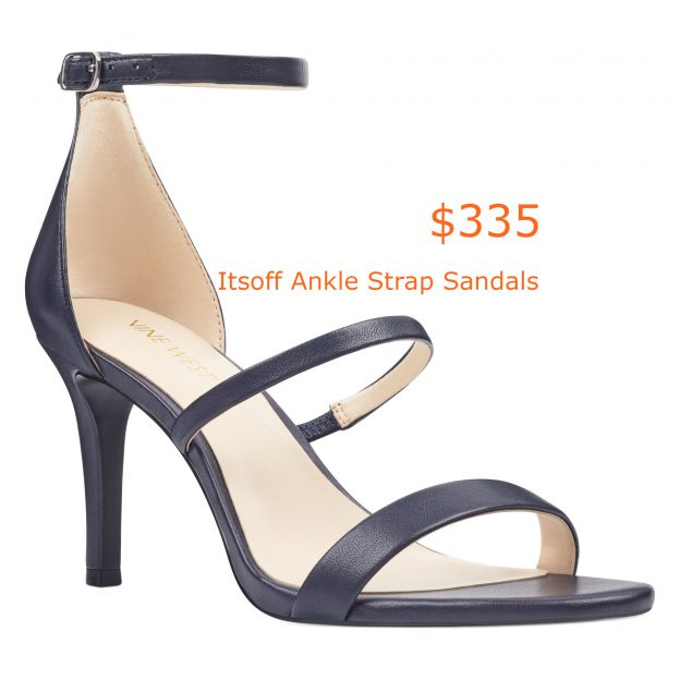 335Itsoff Ankle Strap Sandals