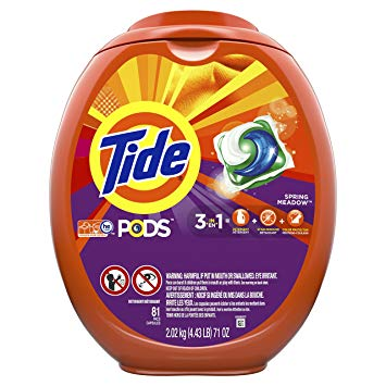 337Tide PODS 3 in 1 (81 Count)