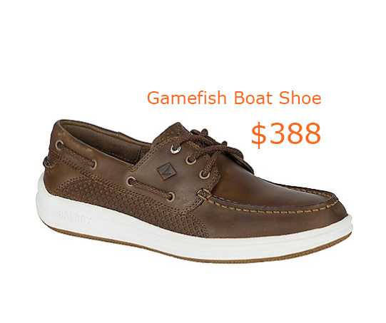 388Men's Gamefish Boat Shoe