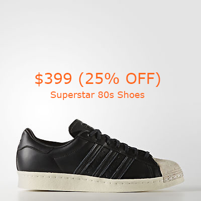 399adidas Superstar 80s Shoes