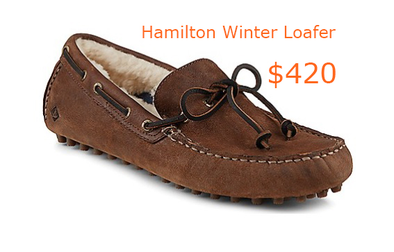 420Men's Hamilton Winter Loafer